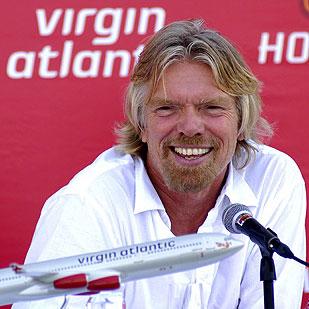 Richard Branson – un emprendedor ejemplar
